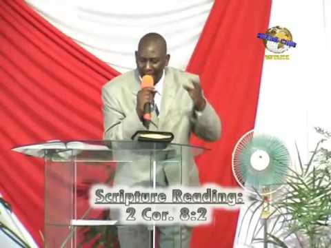 Pst Lee The Principal force for divine lifting Pt 4