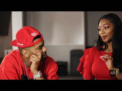 Celebrity Myxer: Ginuwine Interview With Surprise Guest Tank