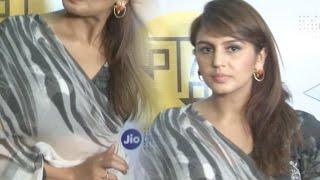 Spicy Huma Qureshi Stunning Looks With Saree || Celeb Zone