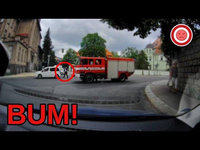 Sražený policista, totální lopata v autubusu a opět pravidlo ZIP - Perly ze silnic #36
