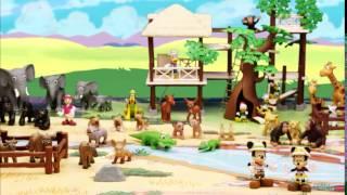 Disney Przyjaciele na Safari
