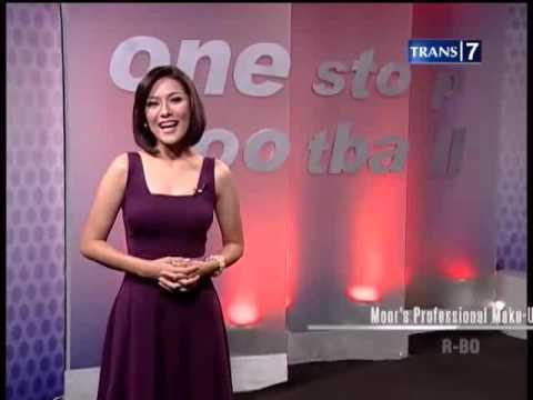 Ada Host Baru di One Stop Football Trans 7 - Anita Mae