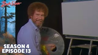 Bob Ross - Mountain Challenge (Season 4 Episode 13)