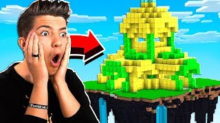 I Found The Most Expensive Minecraft Sky Base!