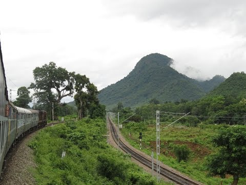 Jungle Safari on Indian Railways: Visakhapatnam to Jamshedpur via Orissa