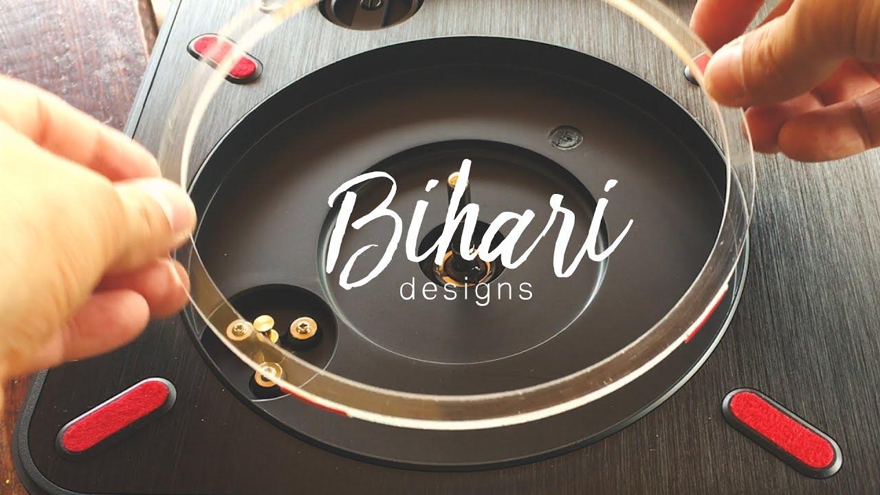 Bihari Platter Upgrade kit for PT01 Scratch