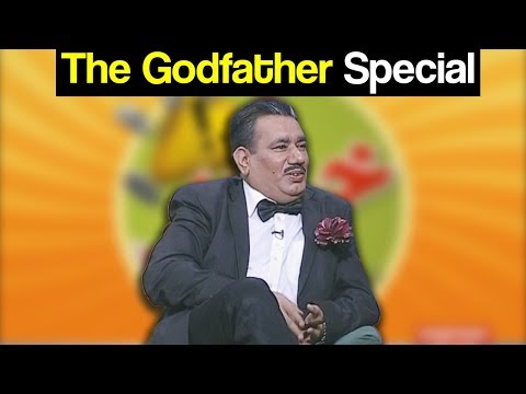 Khabardar Aftab Iqbal 12 October 2017 - The Godfather Specia
