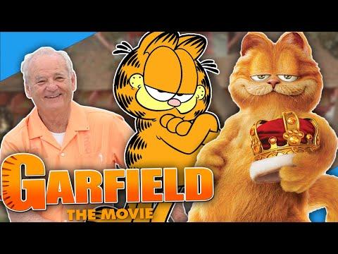 GARFIELD THE MOVIE: The Weird Live Action Movies! - Diamondbolt