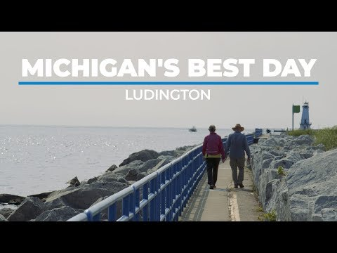Michigan's Best Day Has Summer Fun In Ludington