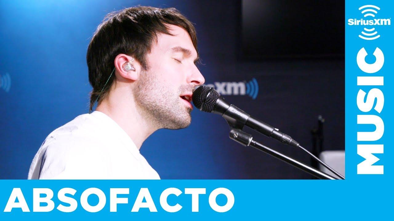 Absofacto - Dissolve [LIVE @ SiriusXM Studios]