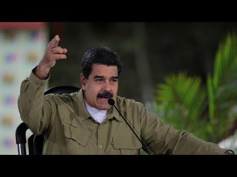 """""""Santos es un alacrán"""": Maduro critica con rudeza y sarcasmo al presidente de Colombia"""