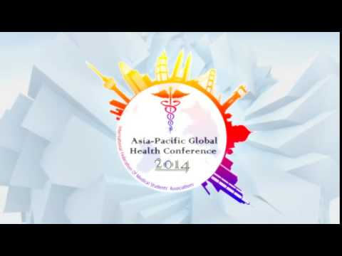Asia Pacific Global Health Conference 2014