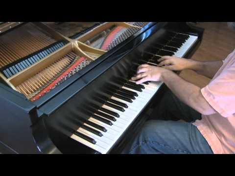 BEETHOVEN: Sonata No. 5, Op. 10 No. 1 (complete) | Cory Hall, pianist-composer