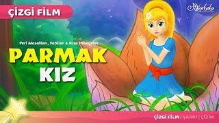 Adisebaba Çizgi Film Masallar - Bölüm 25: Parmak Kız