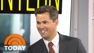 Andrew Rannells: My 'Intern' Role Was Written For A Woman   TODAY