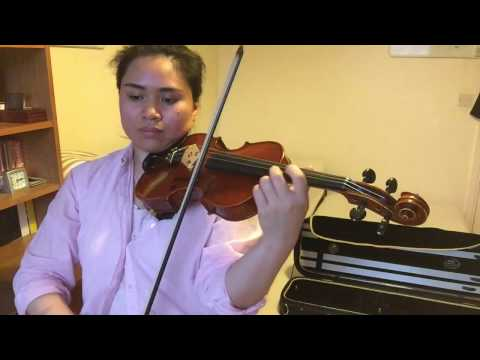 Pachelbel Canon In D - Adult Violin Beginner 1 Year + 7 Months