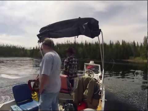 Missinaibi Fishing
