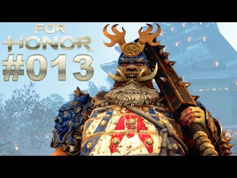 FOR HONOR STORY MODUS #013 Samurai Story ★ Let's Play For Honor [Deutsch]