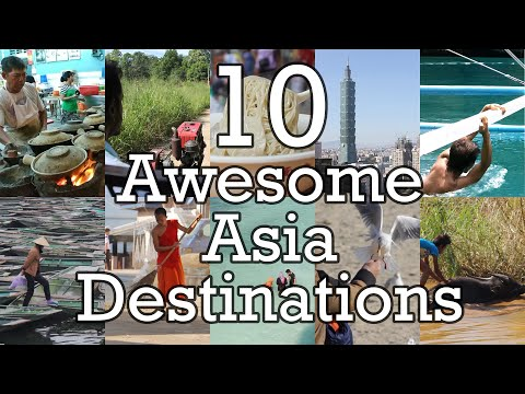 I Spent 5 Years In Asia - Here's Where You Should Go | Top 10 Asia Travel