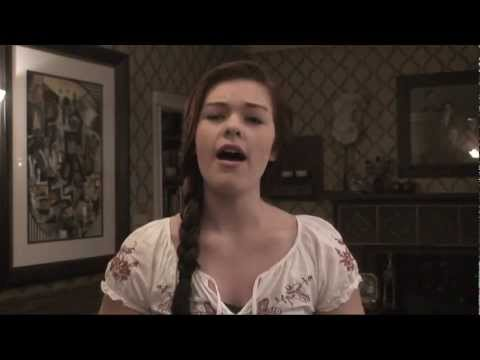 16 Bars of Traditional Musical Theatre- Hannah Daugherty