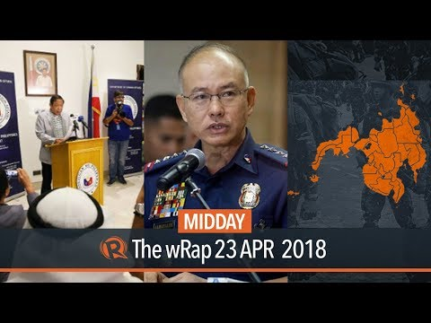 SWS survey, Albayalde on Facebook bashers, Kuwait arrests 2 Filipinos | Midday wRap
