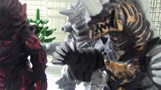 Ультра монстр 500 ДХ битви: фільм (Частина 1): 'Гриджіо бій'