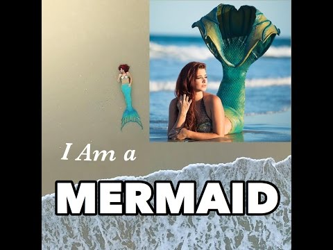 The Little MERMAID IN REAL. SILICONE COSTUME COSTS 3000$. РУ