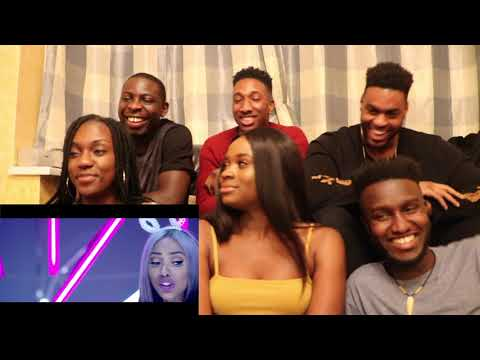Nadia Nakai Ft. Cassper Nyovest - NAAA MEEAAN ( REACTION VIDEO ) || @Nadia_nakai @CassperNyovest