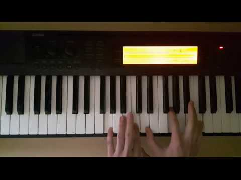 Gsus - Piano Chords - How To Play | YouTuby – Watch & Download Video ...