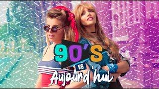 Les 90's VS Aujourd'hui - Andy