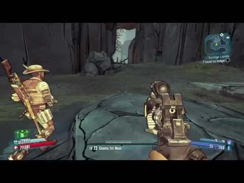 Borderlands 2 Sir Hammerlocks big game hunt dlc #1  