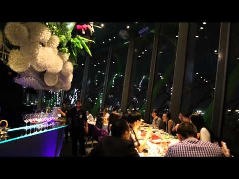 IndoChine @ Gardens By The Bay (SuperTree By IndoChine)