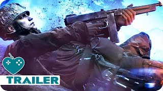 BATTLEFIELD 5 Gamescom Trailer The Company (2018) PS4, Xbox One, PC Game