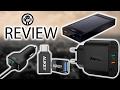 Vídeo: Cargador Universal Portátil 40W L-LINK