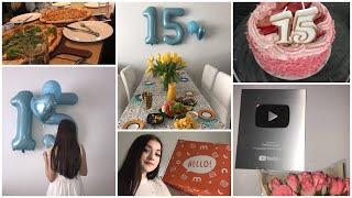 Niespodzianka dla przyjaciółki/Vlog moje 15 urodziny