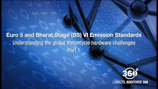 Euro 5 and Bharat Stage (BS) VI Emission Standards