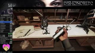 Dishonored 2 - NLG Corvo Speedrun 43:09 PB