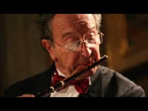 J. S. Bach: Solo pour la flute traversiere BWV 1013 - Maxence Larrieu