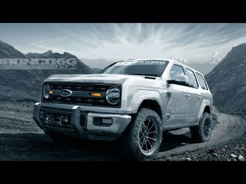 AWESOME!! 2020 Ford Bronco Review, Concept: Everything We Know - Furious Cars