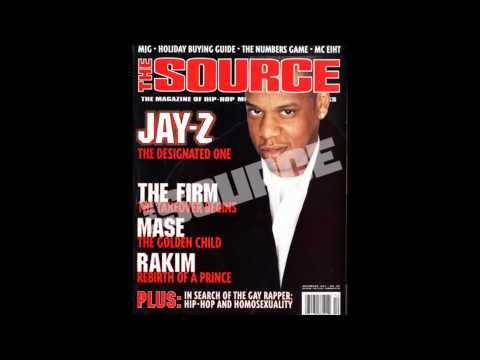 THE SOURCE MAGAZINE COVERS part 2 (1996 - 2000)