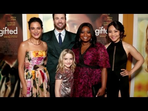 Chris Evans on 'Gifted' family dynamics