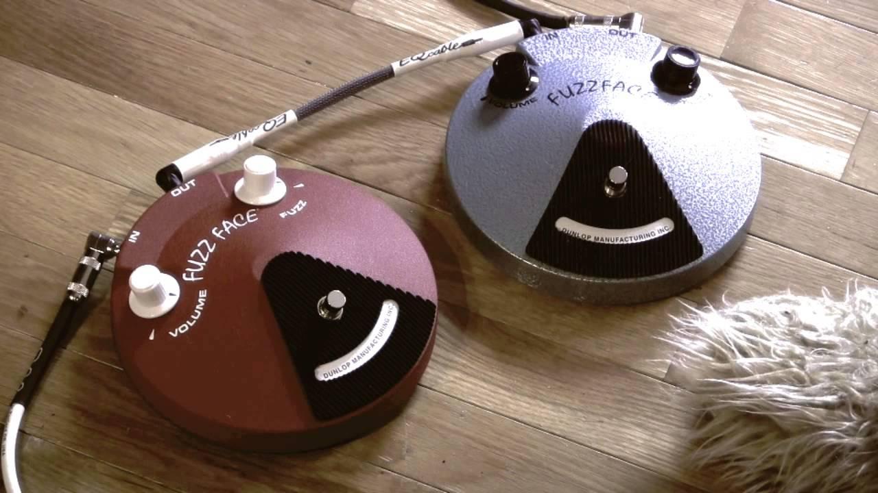 jim dunlop band of gypsys fuzzface vs blue hendrix fuzz face pedal shootout youtube. Black Bedroom Furniture Sets. Home Design Ideas