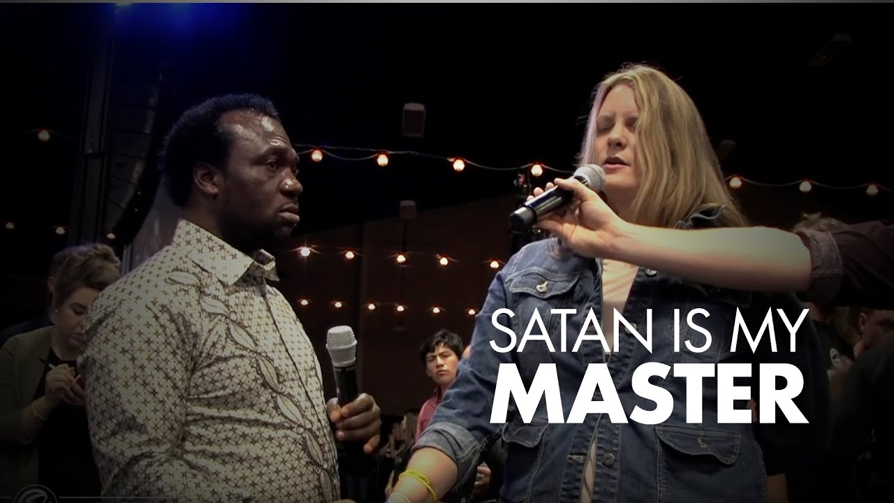 Download Satan Tries To Destroy Woman But Satan Gets Destroyed