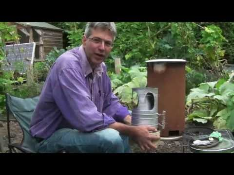 Drying Chimney - MIT Climate CoLab contest winner 2016