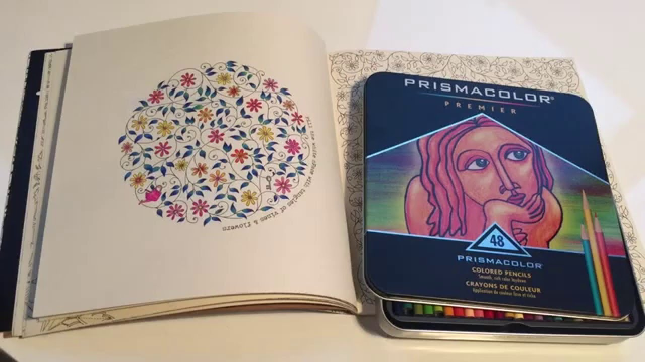 Prismacolor Premier Colored Pencils Review - Are they good for ...