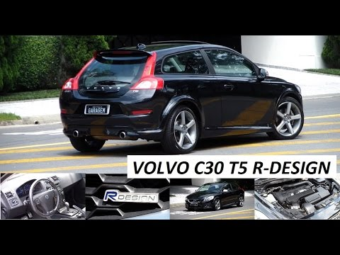 garagem do bellote tv volvo c30 t5 r design youtube. Black Bedroom Furniture Sets. Home Design Ideas