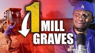 Christian REACTS to Gauteng 1 Million Graves ( Interpretation of PARABLES in pinned comment)