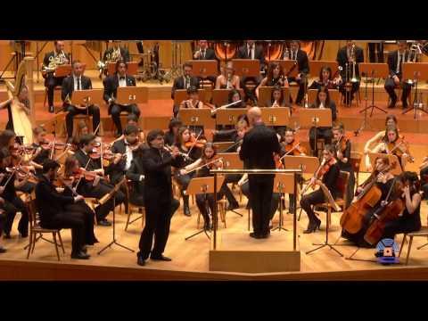 En directo Orquesta del Conservatorio Superior de Música de Aragón