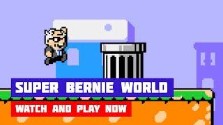 Super Bernie World · Game · Gameplay