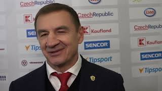 МЧМ 2020 Комментарии после четвертьфинала со Швейцарией